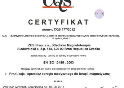 03.08.2012 - Integral Certyfikat
